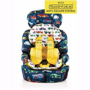 Cosatto CT3310 Zoomi Group 123 Anti-Escape Car Seat Rev Up
