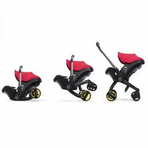 Cuddleco Doona+ Infant Car Seat Stroller Flame Red