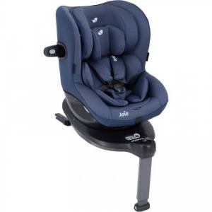 Joie C1801AADSE000 i-Spin 360 i-Size Car Seat-Deep Sea