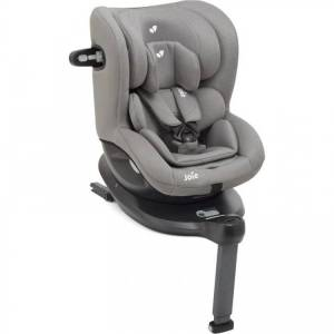 Joie C1801AAGFL000 i-Spin 360 i-Size Car Seat-Grey Flannel