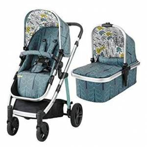 Cosatto CT3384 Wow Pram and Pushchair Fjord