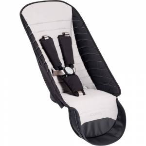 iCandy Peach 2nd Seat Fabric and Bumper Bar Beluga