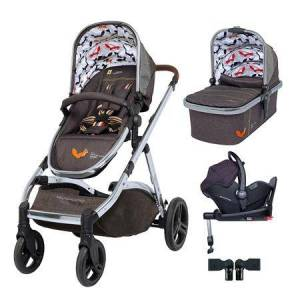 Cosatto CT4529 Wow XL Travel System I-Size Bundle Mister Fox