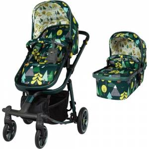 Cosatto CT4166 Giggle Quad Pram + Pushchair Into the Wild