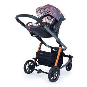 Cosatto CT4514 Giggle Quad I-Size Premium Bundle Charcoal Mister Fox
