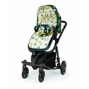 Cosatto CT4550  Giggle Quad I-Size Everything Bundle Into The Wild