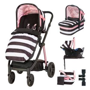 Cosatto CT3835 Wow Whole 9 Yards Accessories & Port Isofix Bundle GoLightly 3