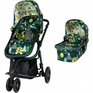 Cosatto CT4133 Giggle 3 Pram + Pushchair Into the Wild