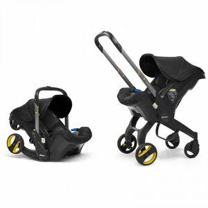 Cuddleco Doona CAR/SPA/669520 Infant Car Seat Stroller Nitro Black