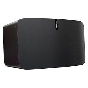 Sonos Play 5 Wireless Multiroom Speaker 2nd gen Black