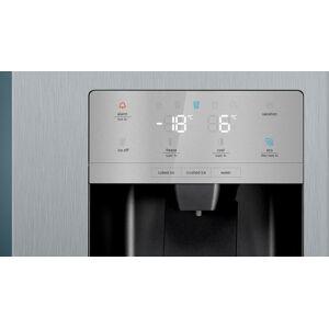 Siemens KA93DVIFPG Americian Side By Side Fridge Freezer Inox