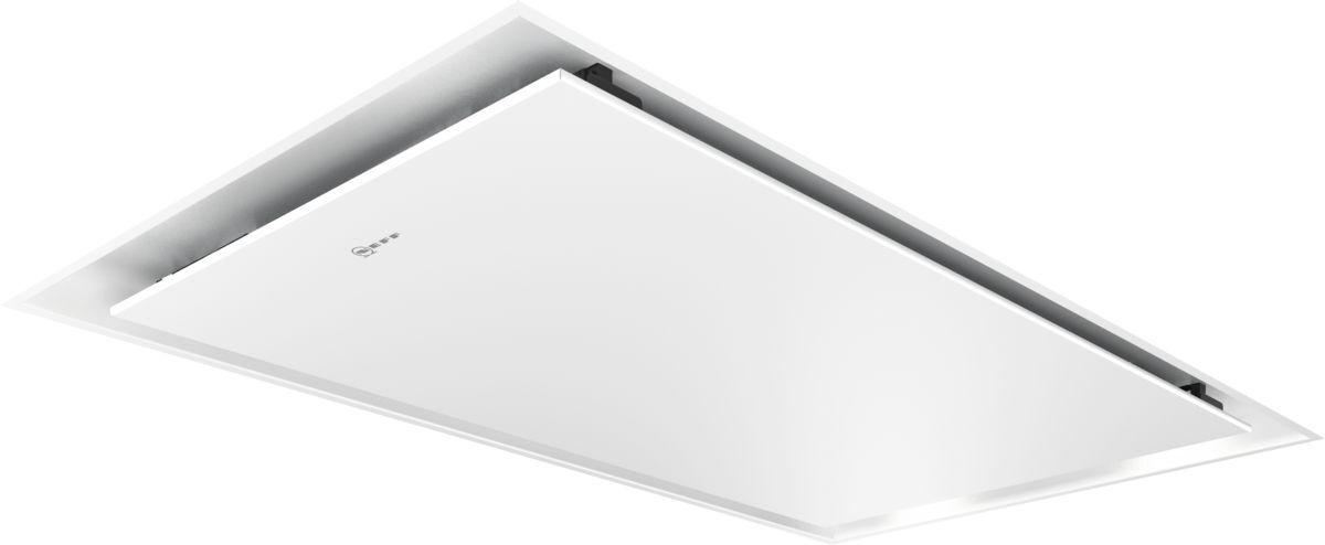 Neff I95CAQ6W0B 90cm Ceiling Cooker Hood White