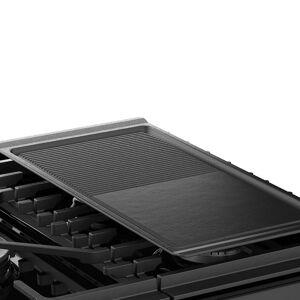 Stoves Sterling STRS900DFBK 90cm Dual Fuel Range Cooker Black