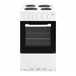 Flavel FSBE50W 50cm Single Oven Electric Cooker-White