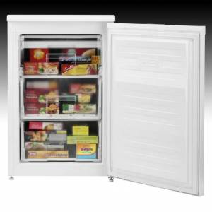 Beko UFF584APW 55cm Under Counter Frost Free Freezer White