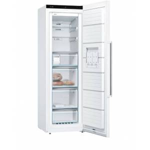 Bosch GSN36AW3PG No Frost Upright Freezer-White