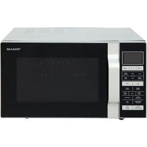 Sharp R860SLM 25 Litre Combination Microwave - Silver
