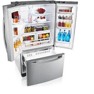 Samsung RFG23UERS G Series American Fridge Freezer