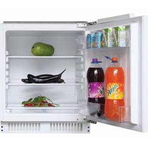Hoover HBRUP160NK Under Counter Integrated Fridge-White