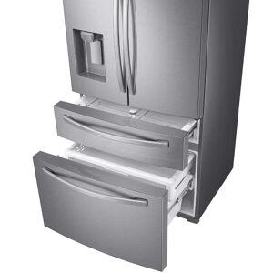 Samsung RF24R7201SR French Door Fridge Freezer-Stainless Steel