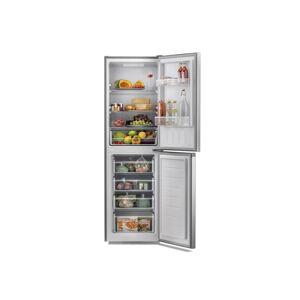 Hoover HMCL5172S Low Frost Fridge Freezer - Silver