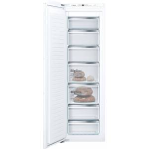 Bosch GIN81AEF0G Built In Upright Freezer Frost Free