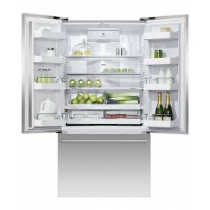 Fisher & Paykel Fisher Paykell RF540ADUX5 American Style French Door Fridge Freezer Stainless Steel