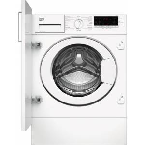Beko WTIK74111 Integrated 7kg Washing Machine-White