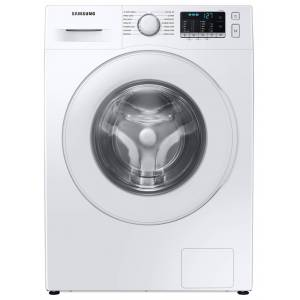 SAMSUNG WW90TA046TE 9kg 1400 Spin Washing Machine White