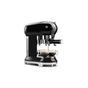 Smeg ECF01BLUK Coffee Machine Black