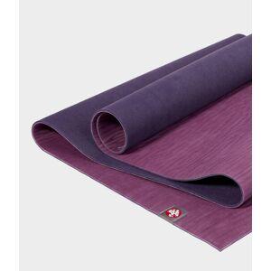 Manduka Ekolite Yoga Mat 4mm - 180cm - Sustainable Yoga Mat, Acai Midnight