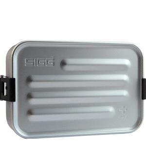 SIGG Aluminium Metal Box Plus, Alu / L