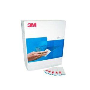 3M Disposable Lens Cleaning Tissue Dispenser, 26-2000-00P - 500 Sachets