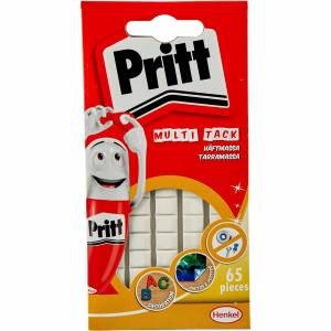 Pritt Sticky Tack White Pack of 12