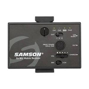 Samson Microphone GO MIC MOBILE Black