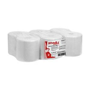 WYPALL Wiping Paper L20 2 Ply 6 Pieces of 336 Sheets