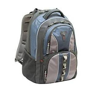 Wenger Carrying Case 600629 16 Inch Blue, Grey 22.9 x 35.6 x 48.3 cm