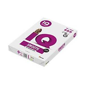 IQ Smooth Printer Paper A3 100gsm White 500 Sheets