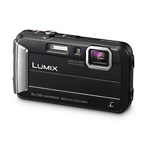Panasonic Digital Camera Lumix DMC-FT30 16.1 Megapixel Black