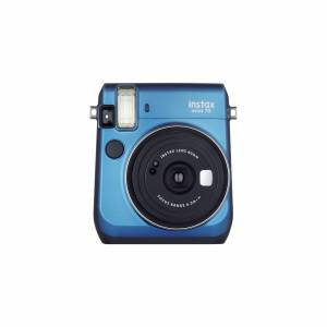 Fuji Instant Camera Instax Mini 70 Island Blue