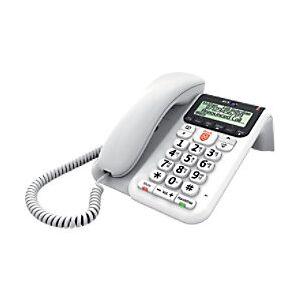 BT Decor 2600 Corded Telephone White