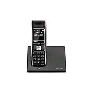 BT Diverse 7410 Plus Cordless Telephone Black