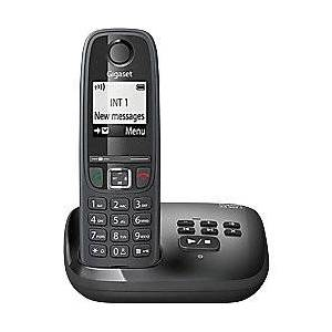 Siemens Gigaset Telephone AS405A Single Black