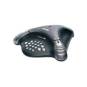 Polycom Conference Phone VoiceStation 300 Black