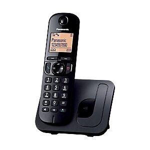 KX-TGC210E Cordless Telephone Black