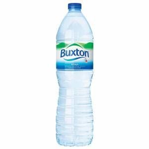 Buxton Still Natural Mineral Water 1.5L 6 Pieces