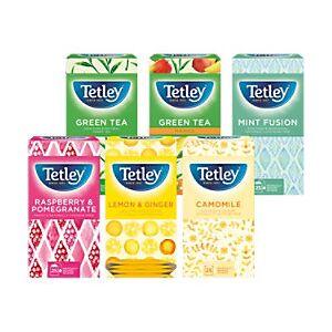 Tetley Mixed Tea Bags 150 Pieces