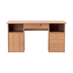Unbranded Desk Dallas 1,450 x 600 x 740 mm