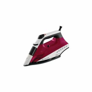 Russell Hobbs Steam Iron Self-Cleaning Auto Pro 2400W Pink