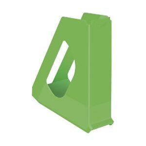 Rexel Magazine File Choices Polystyrene Green 26 x 7.2 x 25.6 cm